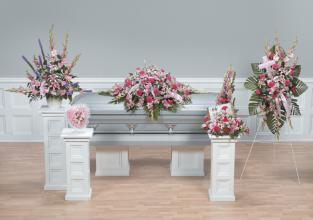 Funeral Combo, 5 Pieces, Infant collection