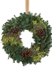 Wreath Mixed Christmas Greens