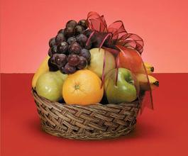 Sympathy Fruit Gift Basket for Office or Home