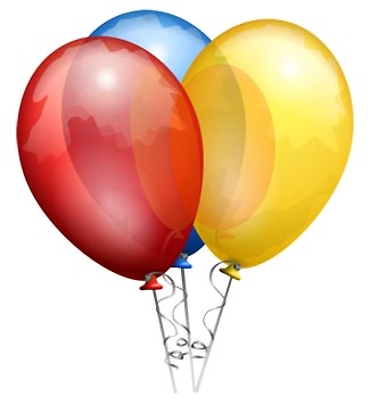 Latex Balloons $2.50 ea. Buy more Pay less