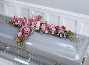 Casket Top Cross 45 inch