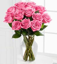 A Perfect Pink Dozen for Mom!