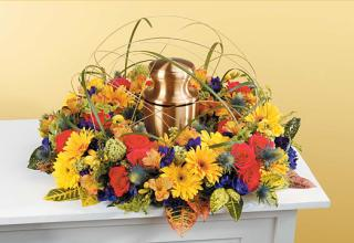 Wreath or Urn Centerpiece